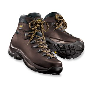 asolo hiking boots brown