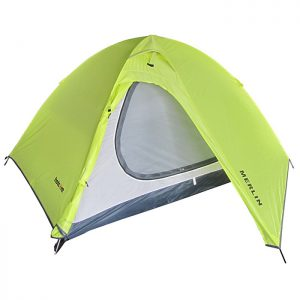 merlin camping tent