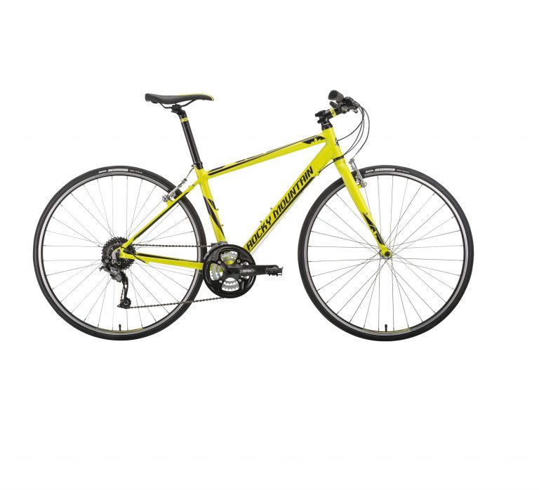 Rocky Mountain RC30 Performance in Dayglow green/yellow