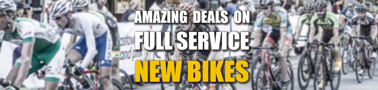 New and used bikes for sale