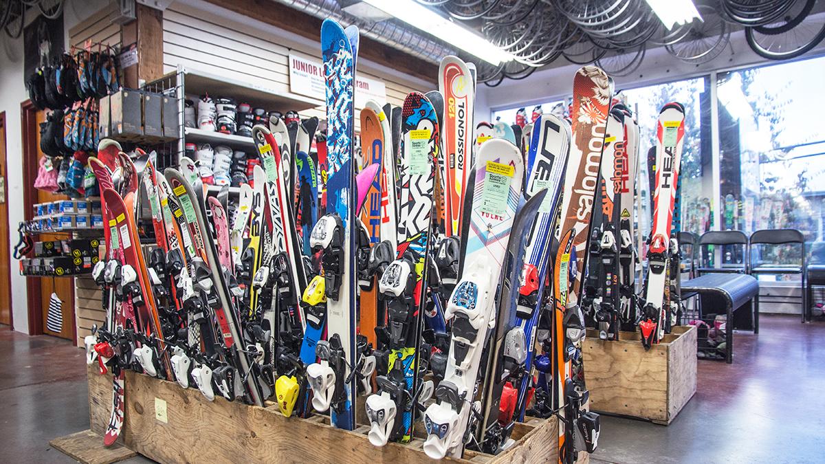 ski junior