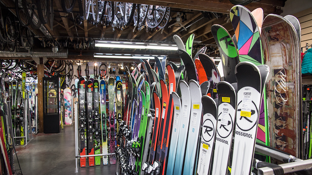 New Skis 349