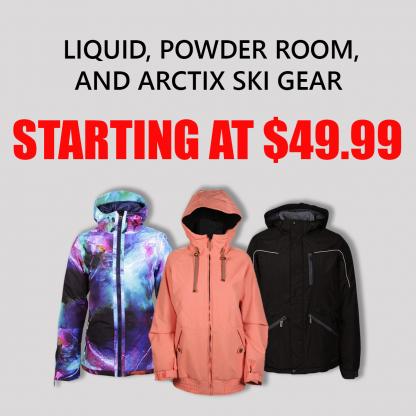 Cheap Ski Clothing