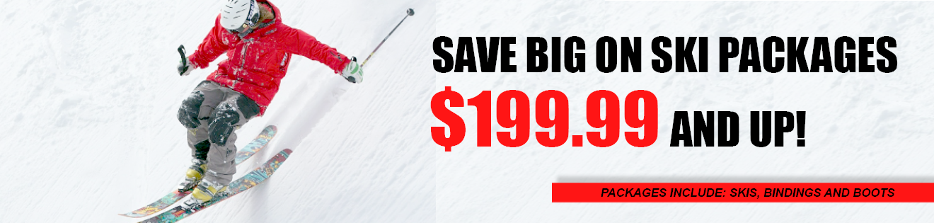 DEALS ON SKIS