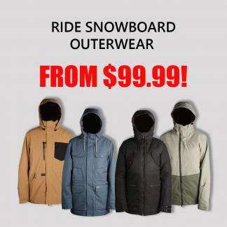 snowboard outerwear
